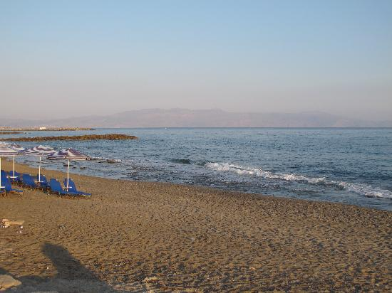 Hotel Atlantida Mare: Spiaggia..