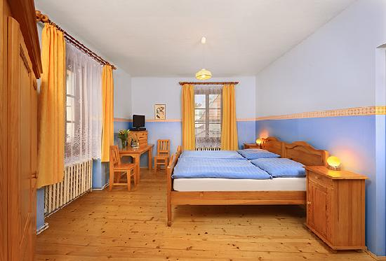 Pension Barbakan: Standard room