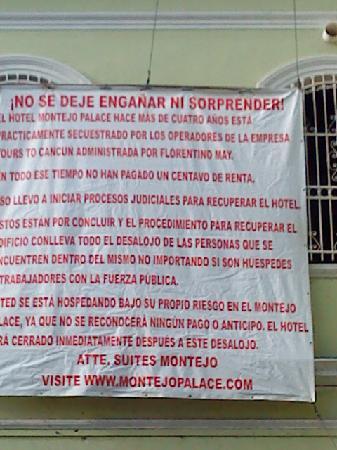 Montejo Palace: problemas legales 3