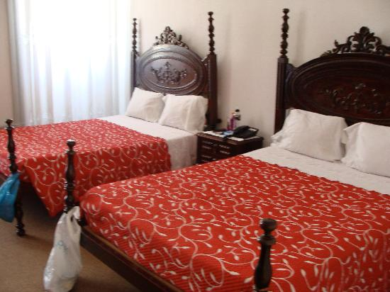 Residencial S. Jorge: la habitación