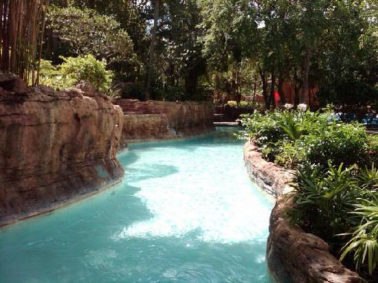 JW Marriott Orlando, Grande Lakes : lazy river
