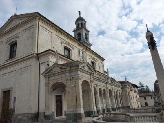 Clusone: Basílica de Santa María de la Asunción