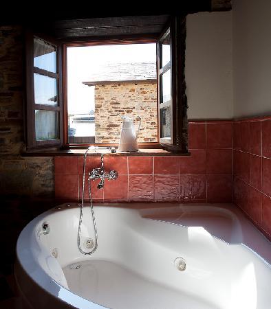 Casa Cachon: Baño Habitación Birdie - Doble Superior