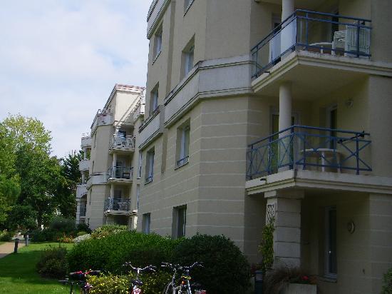 Apartamentos Pierre & Vacances Royal Park: het park.