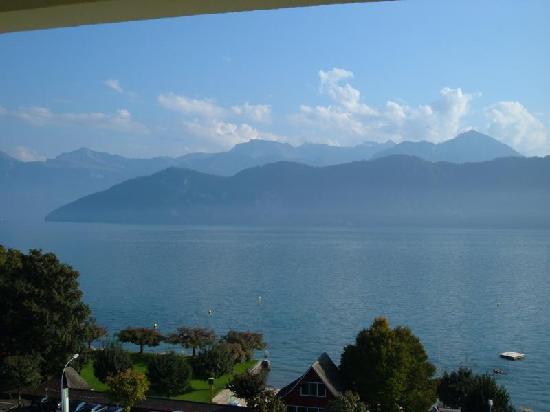 Hotel Alexander: Blick vom Balkon