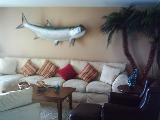 Pelican Walk Condo Resort : Great furnishings