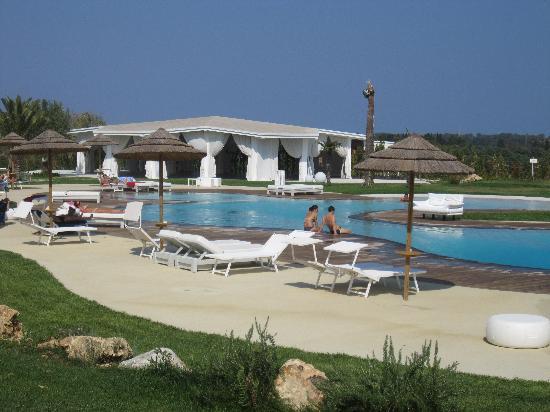 Hotel Borgo Pantano: Бассейн на все 5 баллов