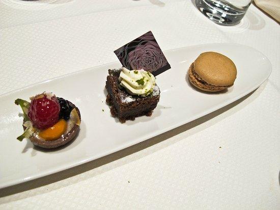 Hanse-Stube: Dessert!