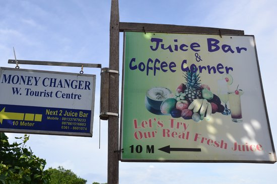 B'Fresh Juice Bar