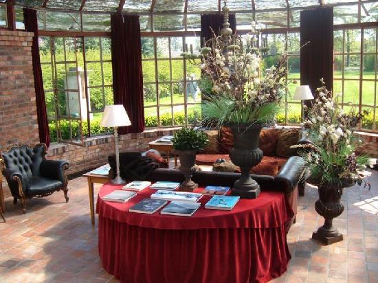 Bleiche Resort & Spa: im Teehaus
