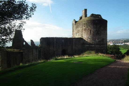 Dunedin: Ravenscraig Castle