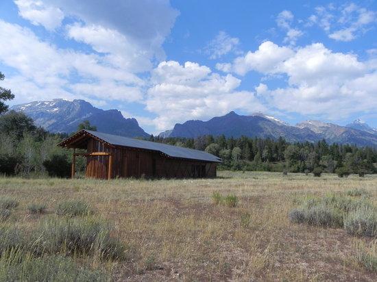 Laurance Rockefeller Preserve: Visitor Centre