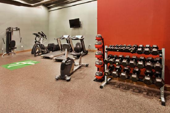 Holiday Inn Omaha Downtown Airport: Fitness Center