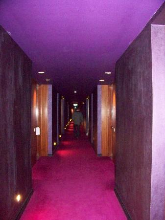the g Hotel & Spa Galway: Hallway