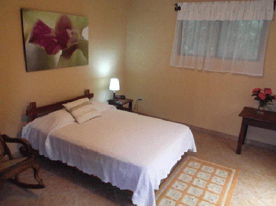 Papagayo Village: Clean, comfortable, bedrooms