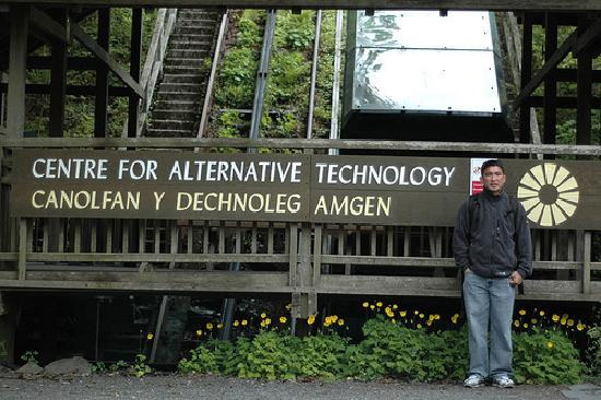 Centre for Alternative Technology: CAT is great