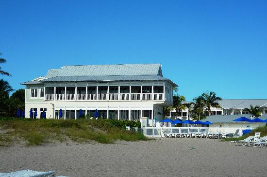 The Seagate Hotel Spa Beach Club From