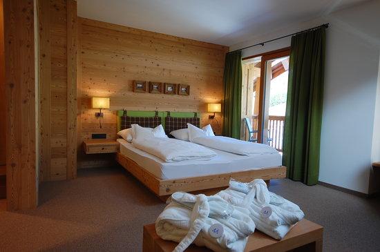 Hotel Chalet Gerard: Bedroom