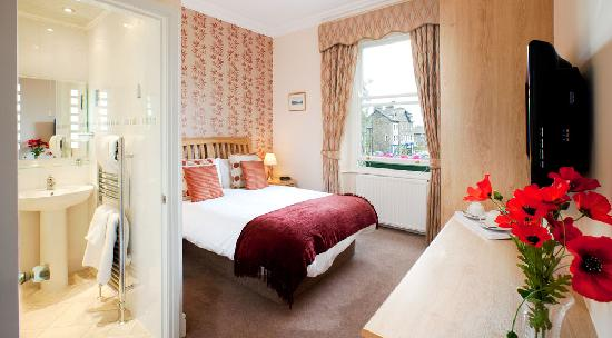 Park House Guest House: new refurb to all rooms August 2011