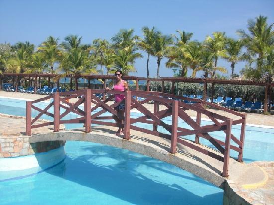 Costa Caribe Beach Hotel & Resort: Puente