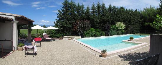 Domaine de Bournereau: Pool