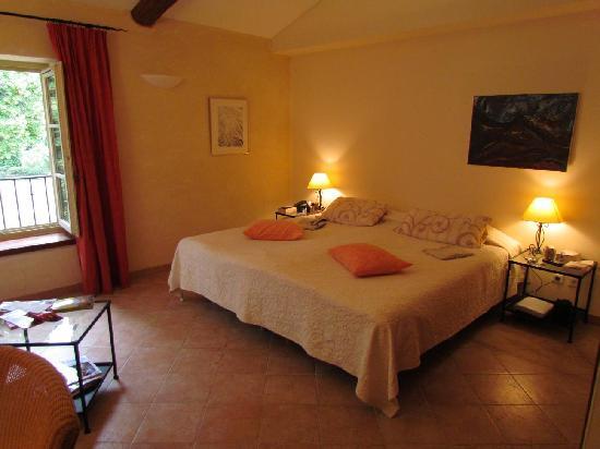 Domaine de Bournereau: Unser Zimmer