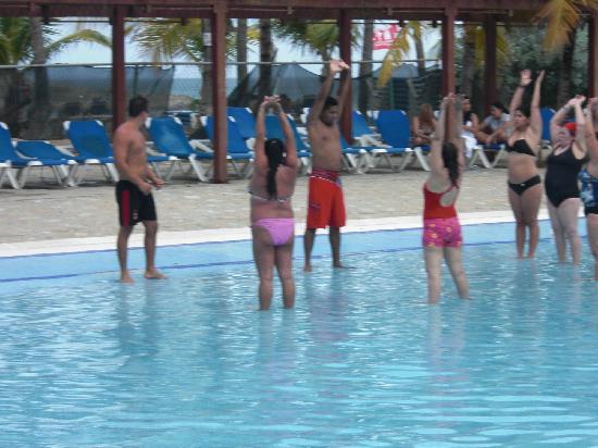 Costa Caribe Beach Hotel & Resort: aerobis
