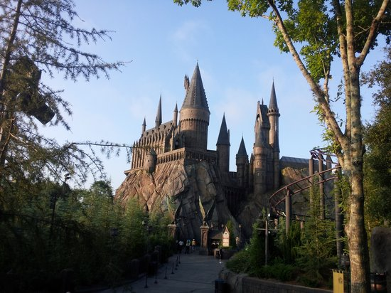 The Wizarding World of Harry Potter : The Castle