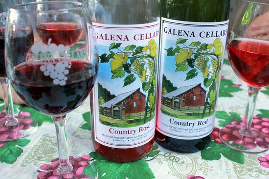 ‪Galena Cellars Winery & Vineyard‬