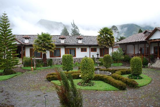 Hacienda Leito: Cortile