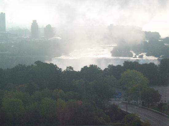 DoubleTree Fallsview Resort & Spa by Hilton - Niagara Falls: Our View