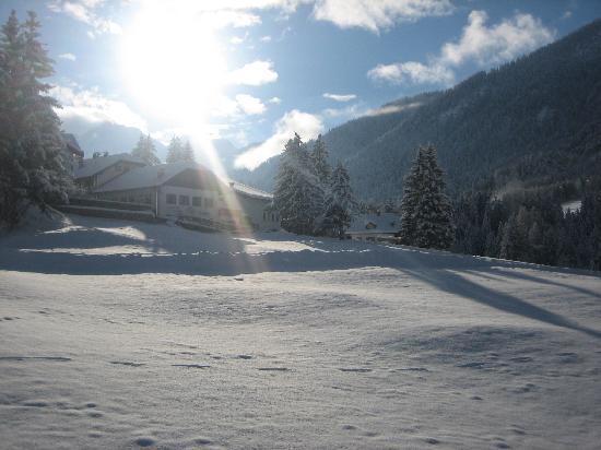 Hotel Gran Pre: inverno