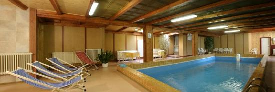 Hotel Gran Prè: piscina coperta