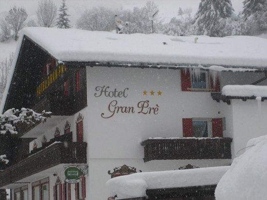 Hotel Gran Pre: Hotel inverno