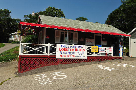 Phil's Route 27 Lobster Shop