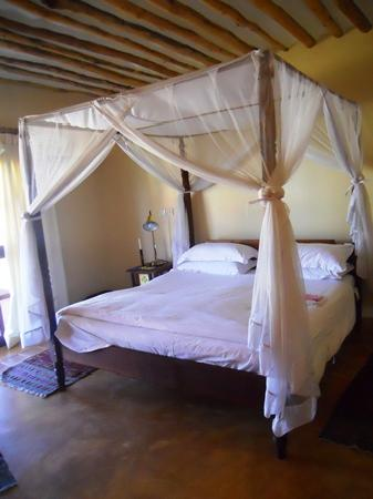 Neptune Pwani Beach Resort & Spa: Our room