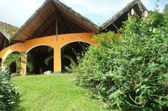 Hotel Mountain Paradise: The Restaurant