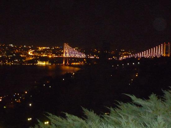 Ulus 29 Restaurant: Spectacular View