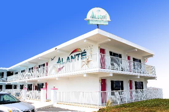 Alante Oceanfront Motel: Memories!