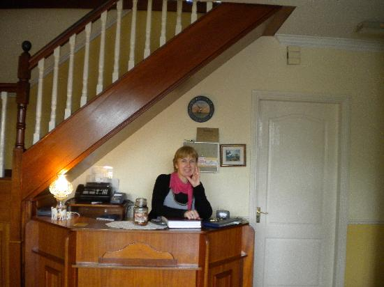 Bambury's Guesthouse: Bernie
