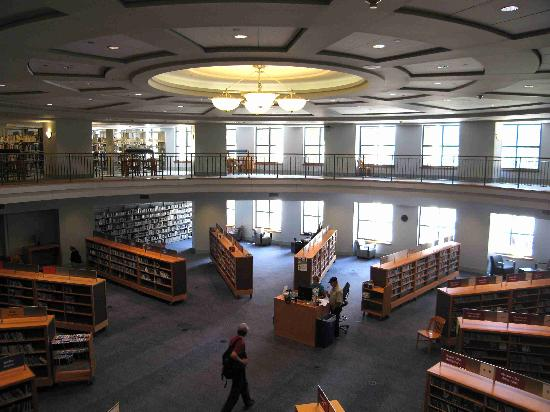 Image result for denver library interior