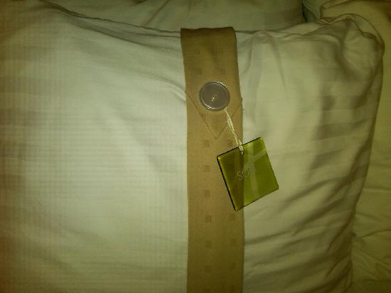 Holiday Inn Hotel & Suites Beckley : choice of pillows