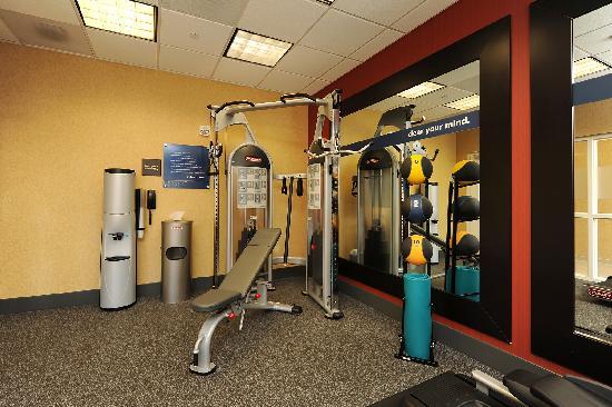 Hampton Inn Suites Scottsboro Al Hotel 24 Hour Fitness Center