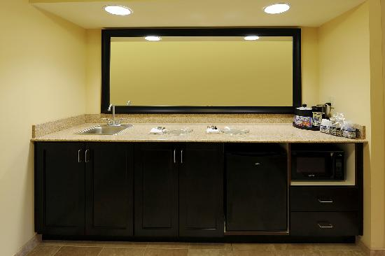 Hampton Inn & Suites Scottsboro - Resized\JGuest Room Amenities - Refrigerator, Microwave & Coff