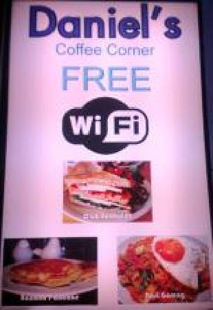 Daniel's Coffee Corner: Daniel' Coffee Corner
