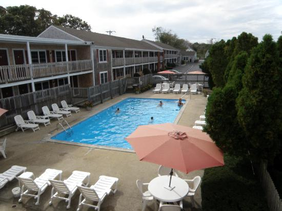 Holiday Hill Motor Inn: Pool Area