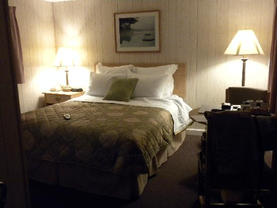 Seascape Motel and Cottages: Motel Room