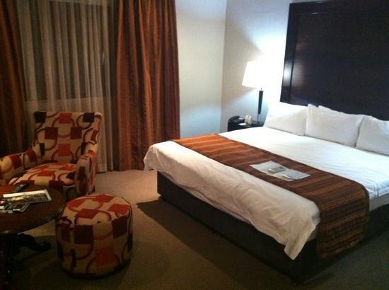 Sunnyside Park Hotel: Bedroom