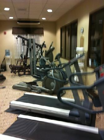 Holiday Inn & Suites Airport: fitness room