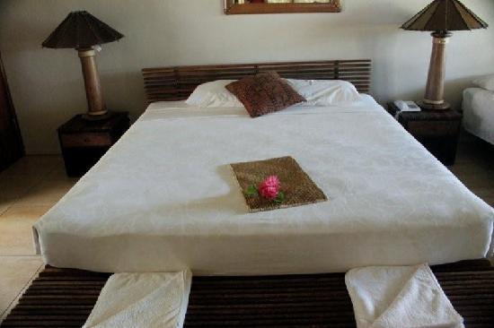 لو مانومي ريزورت: big beds